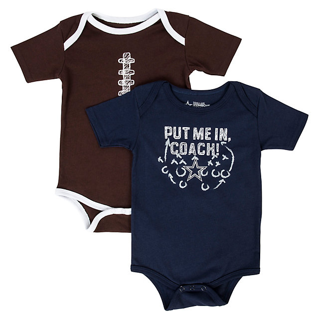 Dallas Cowboys Infant Pearsall Set