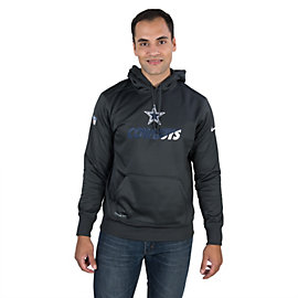 Dallas Cowboys Nike Sideline KO Fleece Hoody
