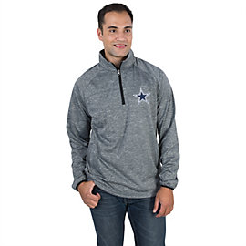 Dallas Cowboys Fleece Half Zip Pullover