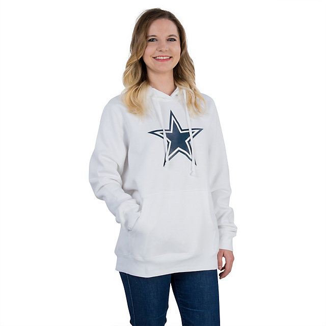 Dallas Cowboys Womens Logo Premier Too Hoody