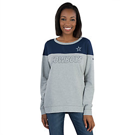 Dallas Cowboys Nike Womens Stadium Touchdown Long Sleeve Tee