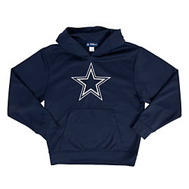 Dallas Cowboys Youth Ferris Fleece Hoody