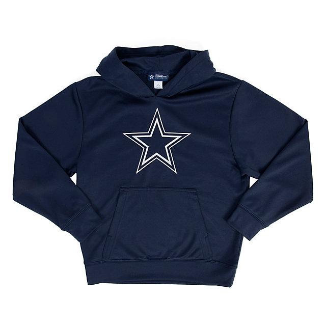 Dallas Cowboys Youth Ferris Fleece Hoody