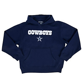 Dallas Cowboys Youth Crowell Fleece Hoody