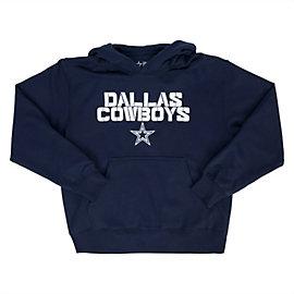 Dallas Cowboys Youth Dunlin Hoody