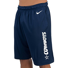 Dallas Cowboys Nike Fly 3.0 Practice Shorts