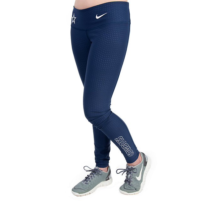 Dallas Cowboys Nike Womens Stadium Legend 2.0 Tights