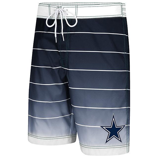 Dallas Cowboys Backstop Swim Trunks