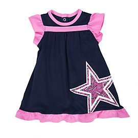 Dallas Cowboys Infant Wylie Dress