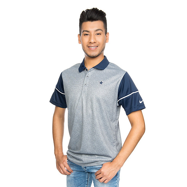Dallas Cowboys Nike Sideline Polo