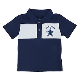 Dallas Cowboys Toddler Billee Polo