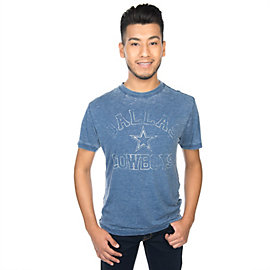 Dallas Cowboys Pickett Burnout Tee