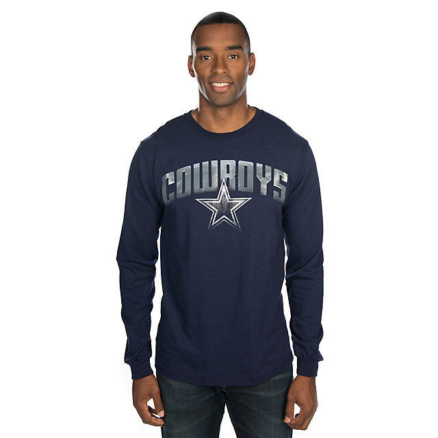 Dallas Cowboys Ascender Long Sleeve Tee