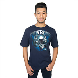 Dallas Cowboys Vapor Helmet Tee