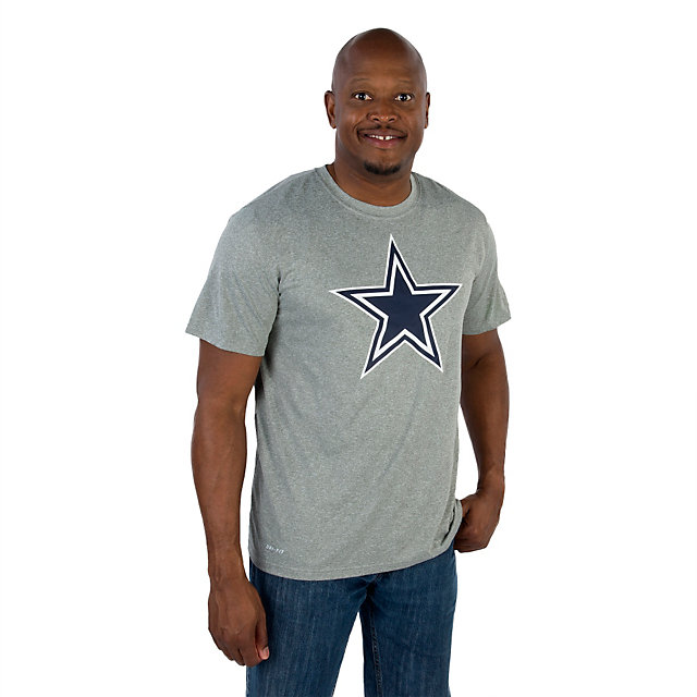 Dallas Cowboys Nike Logo Essential 3 Tee