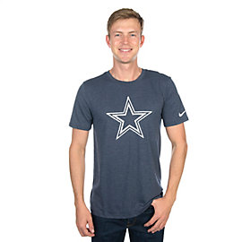 Dallas Cowboys Nike Fresh Stamp Tee