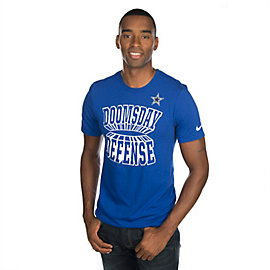 Dallas Cowboys Nike Heritage Triblend Tee
