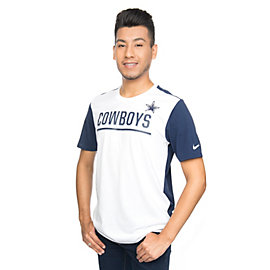 Dallas Cowboys Nike Triblend Short Sleeve Tee