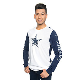 Dallas Cowboys Nike Championship Drive Long Sleeve Tee