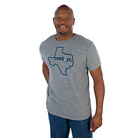Dallas Cowboys Boundaries Tee