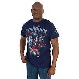 Dallas Cowboys MARVEL The Ascenders Tee