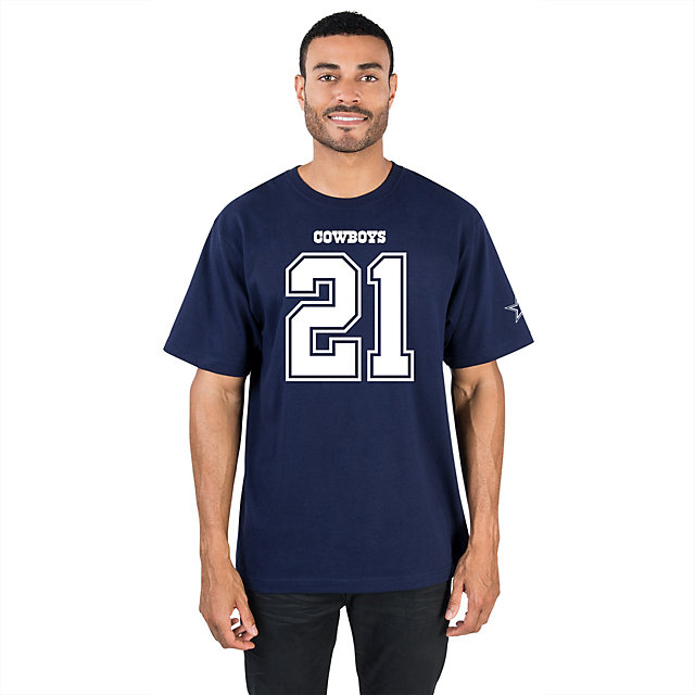 Dallas Cowboys Ezekiel Elliott #21 Player Tee