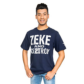 Dallas Cowboys Zeke And Destroy Tee