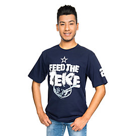 Dallas Cowboys Feed The Zeke Tee