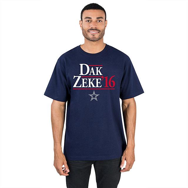 Dallas Cowboys Dak/Zeke 16 Campaign Tee