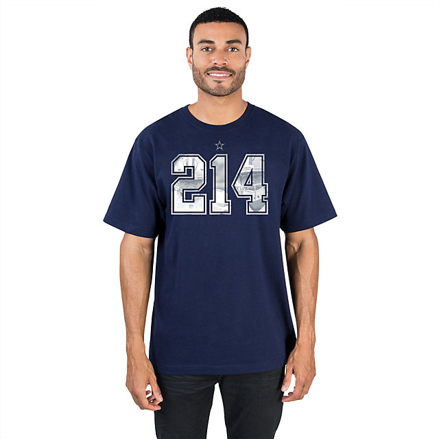 Dallas Cowboys Zeke And Dak 214 Tee