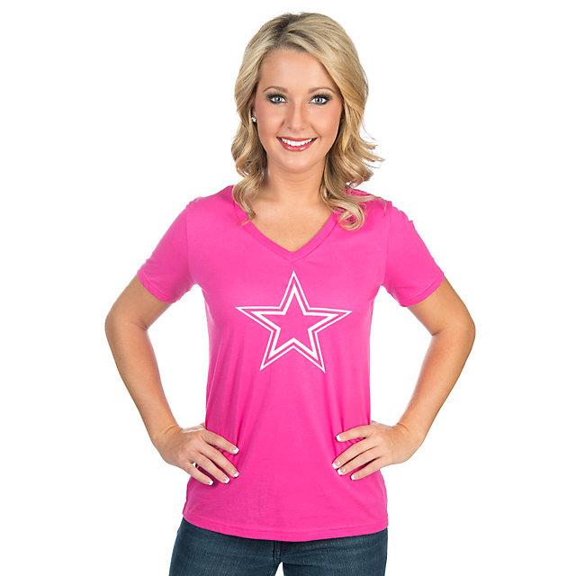 Dallas Cowboys Logo Premier Tee