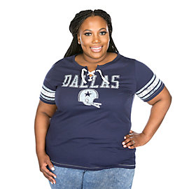 Dallas Cowboys Missy Newcomb Tee