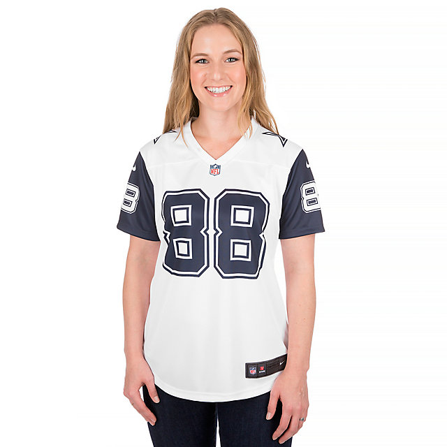 Dallas Cowboys Womens Dez Bryant #88 Nike XC2 Color Rush Tee