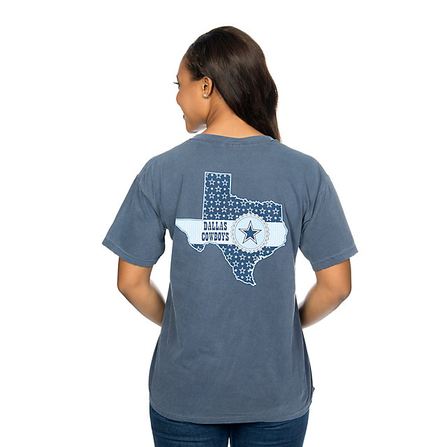 Dallas Cowboys Ribbon State Tee