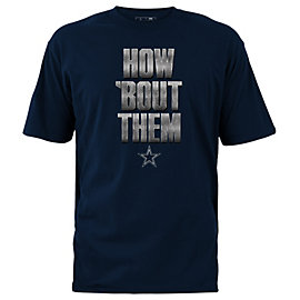 Dallas Cowboys Youth How Bout Iron Tee