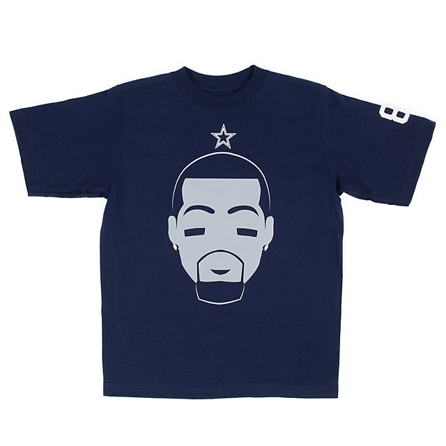 Dallas Cowboys Youth Dez Face Tee