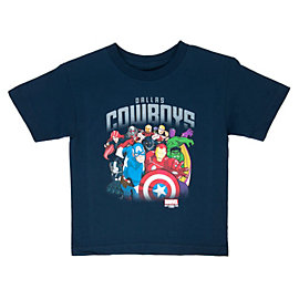 Dallas Cowboys MARVEL Kids The Ascenders Tee