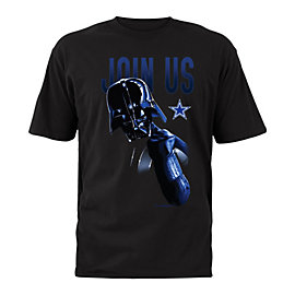 Dallas Cowboys Star Wars Youth Join Us Tee