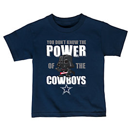 Dallas Cowboys Star War Toddler Cowboys Power Tee