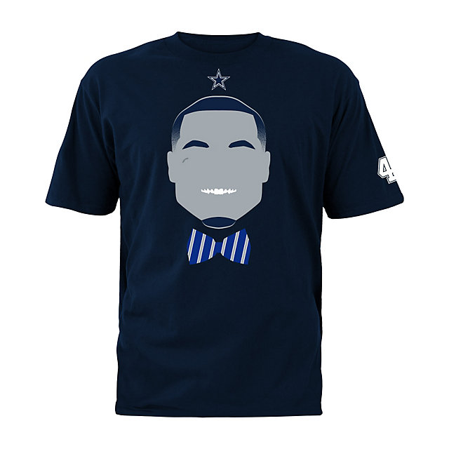 Dallas Cowboys Youth Dak Face Tee