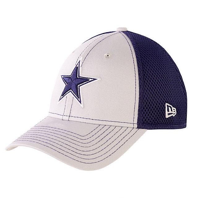 Dallas Cowboys New Era Team Front Neo 39Thirty Cap