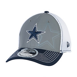 Dallas Cowboys New Era Shadow Reflect Neo 39Thirty Cap