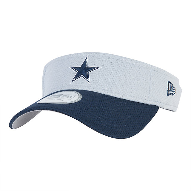 Dallas Cowboys New Era Fundamental Visor