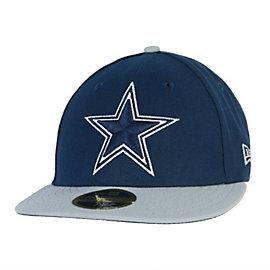 Dallas Cowboys New Era 2T Patched 59Fifty Cap