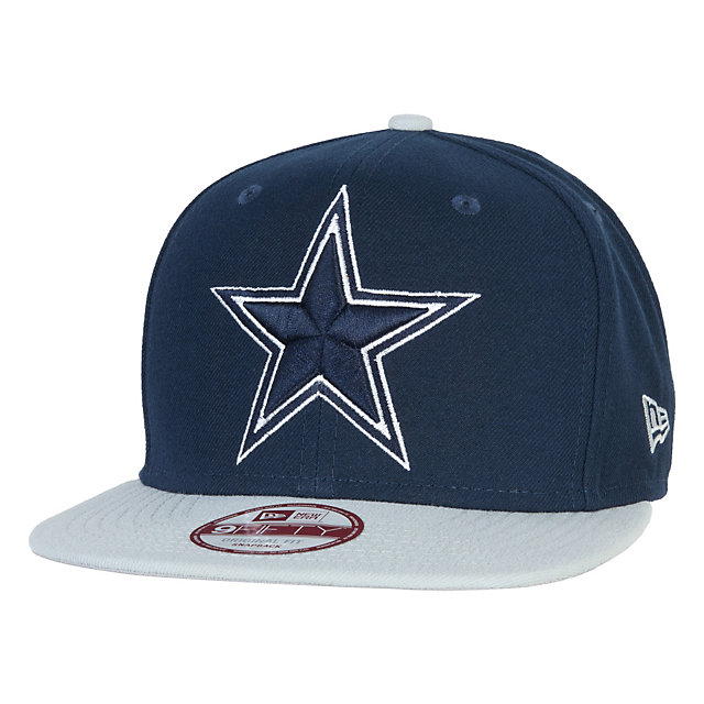 Dallas Cowboys New Era Logo Grand Redux 9Fifty Cap