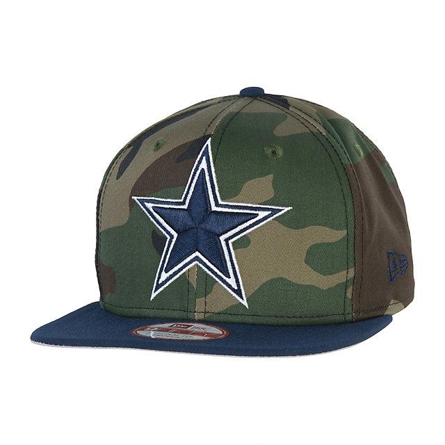 Dallas Cowboys New Era Logo Grand Redux 9Fifty Cap