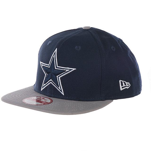 Dallas Cowboys New Era Shore Snapper 9Fifty Cap