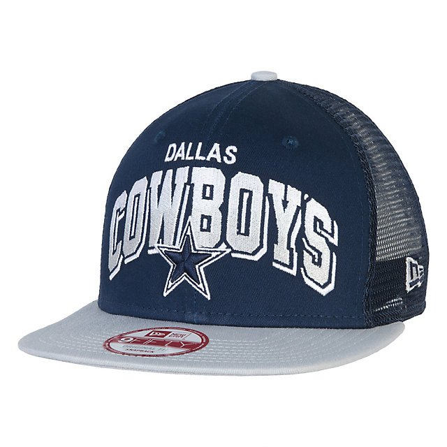 Dallas Cowboys New Era Jumbler Mesh 9Fifty Cap