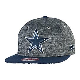 Dallas Cowboys New Era 2016 Mens On Field Draft 9Fifty Cap