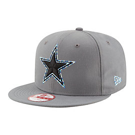 Dallas Cowboys New Era Logo Craze Fitted 59Fifty Cap